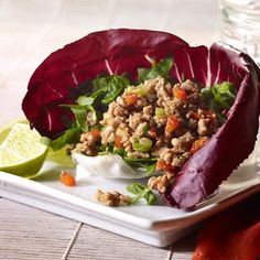 Jennie-O Luau Turkey Tacos | The Biggest Loser Partners, Fitness, and Nutrition