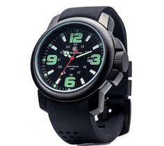 Smith & Wesson Amphibian Commando Watch -, Men's, Black