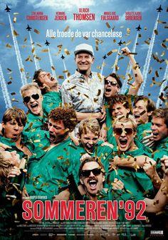Nu er den her endelig, traileren til filmen 'Sommeren 92', der sætter fokus på EM-sejren i fodbold i 1992 i Sverige
