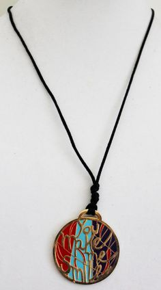 Ylana Bone You Make Me Smile Necklace by Shopkaloo on Etsy, $36.00