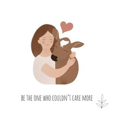 Be the one who couldn't care more! - Go Vegan/Cruelty Free! Vegetarian Quotes, Vegan Quotes, Permaculture, Amazing Animal Pictures, Vet Assistant, Animal Action, Amor Animal, Save Our Earth, Vegan Animals