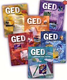 GED study guides need help studying .?