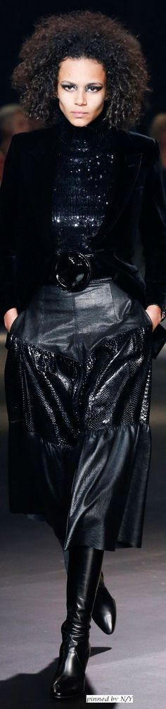 Saint Laurent - Fall Winter 2016/2017
