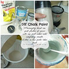 """My """"Free"""" Mint Chalky Painted Chair {it's in print!} - The Happy Housie"""