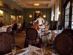 Italian Restaurants Houston | Ristorante Cavour | Hotel Granduca