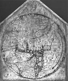 Корабење - Ancient maps