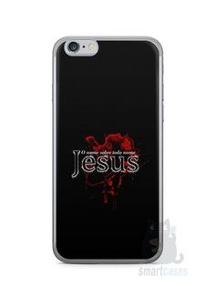 Capa Iphone 6/S Jesus #5
