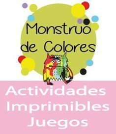 Actividades Monstruo de Colores Hands On Activities, Educational Activities, Preschool Activities, Spanish Teaching Resources, Teaching English, Preschool Education, Feelings And Emotions, Yoga For Kids, English Lessons