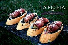 La Receta   Tapas #DIY