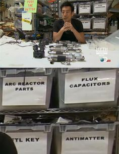 Watching Mythbusters when...I have to go show this to my brother, he's gonna fanboy,,,