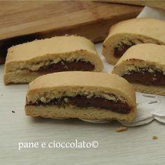 Biscotti alla Nutella che non secca in forno