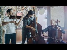 With or Without Romeo - U2 & Prokofiev Mashup - Simply Three & American Heritage Lyceum Philharmonic - YouTube