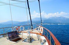 Bay of Kotor is a beautiful luxury yacht charter destination in Montenegro Luxury Yachts, Montenegro
