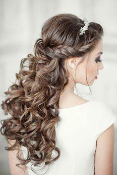 Hochzeitsfrisuren - nützliche Tipps und Ideen