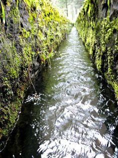 Acueducto en San Rafael...