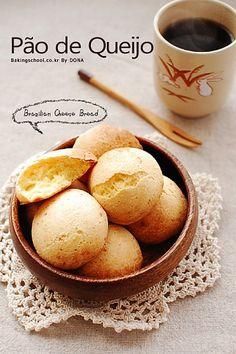 Pao de Queijo (치즈빵) | Bakingschool.co.kr