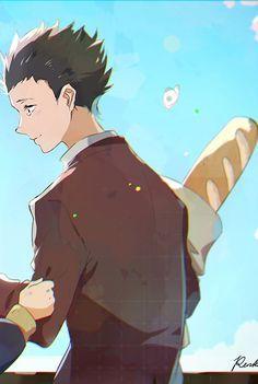 57 New ideas for wallpaper anime cool Anime Love, Sad Anime, Anime Kawaii, Otaku Anime, Manga Anime, Anime Art, Manga A Silent Voice, Animes Wallpapers, Cute Wallpapers