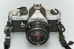 One of the best manual cameras ever;  the Pentax MX
