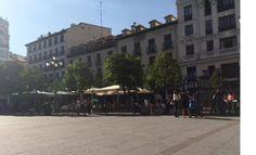 Plaza Santa Ana - Madrid - Spain