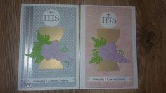 First communion card, pamiątka I komunii