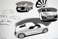 #Ship expensive #cars like Audi (#Audy study three)