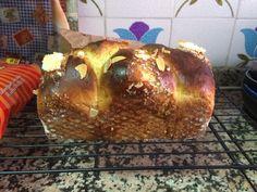 Pan de molde con masa de roscón