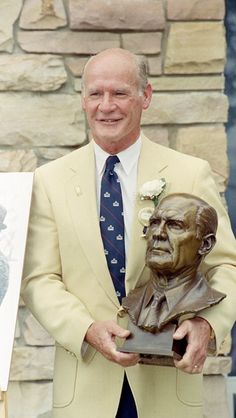 Hall of Fame - Tom Landry - Dallas Cowboys