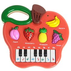 $4.74 Multifunctional Fruit Electric Instrument of New Design and High Quality - Red
