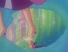 Image about anime in neo/retro baby by squishymints Manga Anime, Anime Gifs, Art Anime, Aesthetic Header, Retro Aesthetic, Aesthetic Anime, Sailor Moon, Illustration Inspiration, Japon Illustration