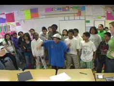▶ Clouds Make It Rain - YouTube--5th grade rap video