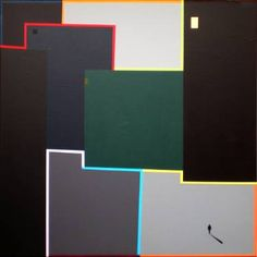 "Saatchi Art Artist Luis Medina; Painting, ""Uncertainty II"" #art"