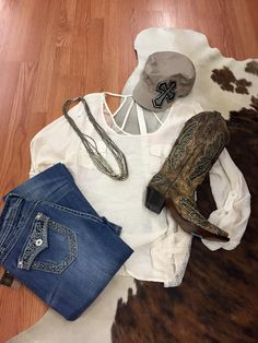 Shop with us! www.cowgirlclad.com 417.350.1717 4144 S. Lone Pine, Springfield MO 213 W. Pacific Street, Branson MO #boutique #shop #cowgirl #nashville #bling #jewelry #boots #niceboots #cowgirlclad SHOP: www.cowgirlclad.com FOLLOW US: instagram.com/... PIN: www.pinterest.com... TWEET: www.twitter.com/...