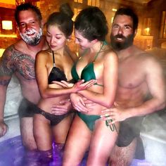 If you are thinking about getting married, just remember, one vagina for the rest of your life… Not smart | Dan Bilzerian Stuff - Girls, Guns and Supercars