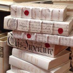 E. Lawrence Ltd. Covered books @jdouglas
