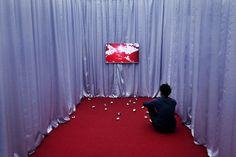 Amalia Ulman's installation at Arcadia Missa, Frieze London Nylind. Courtesy of Linda Nylind/Frieze. Frieze London, Frieze Art Fair, Commercial Art, Feminist Art, Art World, Art Inspo, Art Pieces, Image, Aesthetics