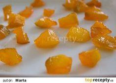 první kostičky, zbytek je ještě v sušičce Fudge, Sweet Potato, Potatoes, Candy, Vegetables, Caramels, Food, Syrup, Potato