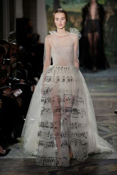 « The Wild Things Came Out at Valentino Couture Spring 2014
