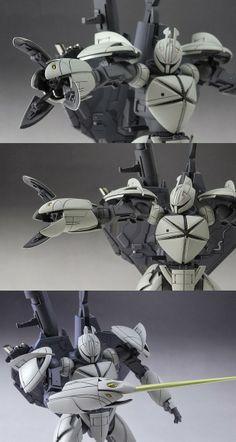 GUNDAM GUY: Gundam Turn X: 1/144 Concept-X 6-1-2 - Custom Build