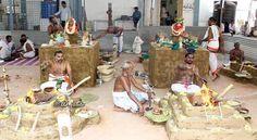 Maha Samprokshanam Sri Abhayanjaneya Swamy | Temples In India Info
