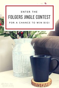 Embrace this well-known jingle and make it your own! Enter the Folgers Jingle Contest for a chance to win up to $25,000! The best part of wakin' up... #FolgersJingle #IC #ad