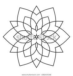 seniors easy drawn hand mandalas beginner shutterstock drawing drawings illustration royalty millions thousands vectors illustrations every added