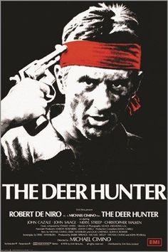 the DEER HUNTER vintage movie poster ROBERT DENIRO universal 1978 24X36 HOT