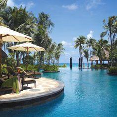 The Shangri-la Resort in Boracay, Philippines c