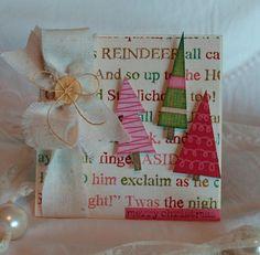 Christmas Cards Handmade Set