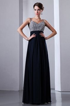 Chiffon Elegant One-shoulder Party Dress wr1404 - http://www.weddingrobe.co.uk/chiffon-elegant-one-shoulder-party-dress-wr1404.html - NECKLINE: One-shoulder. FABRIC: Chiffon. SLEEVE: Sleeveless. COLOR: Black. SILHOUETTE: A-Line. - 151.59