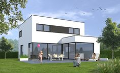 Villa de 4 façades  à vendre à Lochristi au prix de 347.155 € - (5997497)
