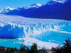 Glaciar Perito Moreno, Santa Cruz, Calafate, Argentina