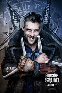 Here Are the New 'Suicide Squad' Character Posters
