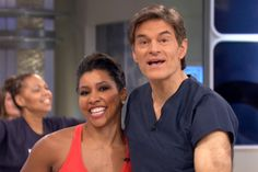 Butt-Busting Workout: Dr. Oz learns 3 moves guaranteed to get your gluts in shape. Get off your butt and get it in shape! For more on Jeanette Jenkins'...