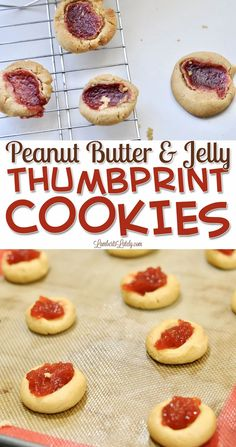 Check out this recipe for peanut butter Best Peanut Butter, Peanut Butter Cookie Recipe, Peanut Butter Recipes, Cookie Recipes, Dessert Recipes, Quick And Easy Sweet Treats, Easy Homemade Desserts, Popular Cookie Recipe, Jelly Cookies